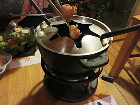 Image illustrative de l'article Fondue bressane
