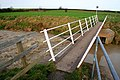 Footbridge on Fallow Lane - geograph.org.uk - 301689.jpg