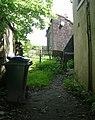 Footpath - Keighley Road, Bogthorn - geograph.org.uk - 831437.jpg