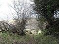 Footpath at Llanfair TH - geograph.org.uk - 127749.jpg