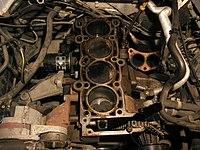 Bloque del motor