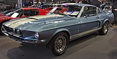 Shelby GT500 - Wikipedia, wolna encyklopedia