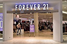 7cc01705a37032 Forever 21 in CF Markville, which closed in spring 2018 and was replaced by  a Uniqlo.