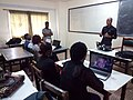 Formation des participants des Classes Wikipédia d'Agitel Formation à Abidjan 2017. 02.jpg