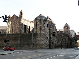 The former Allegheny County Jail