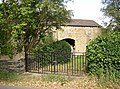 Former barn, Gawthorpe Green Lane, Lepton - geograph.org.uk - 558882.jpg