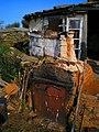 Forno do artesão Vinagre, junto ao Castelo de Veiros - panoramio.jpg