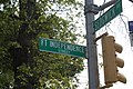 Fort Independence Historic District, The Bronx, New York - street sign.jpg