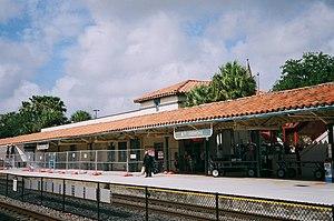 Fort Lauderdale station - Refurbishment works in 2013