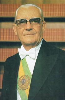 Ernesto Geisel 29th President of Brazil