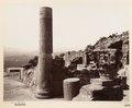 Fotografi från Soluntum på kolonn - Hallwylska museet - 104072.tif