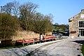 Foulridge, Lancashire, Canal Wharf - geograph.org.uk - 1801841.jpg