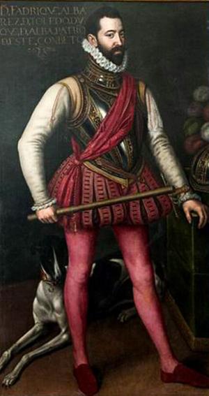 Fadrique Álvarez de Toledo, 4th Duke of Alba