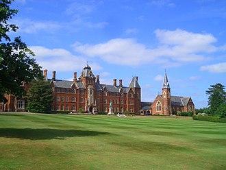 Framlingham College - Framlingham College