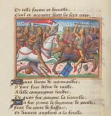 Français 5054, fol. 30 verso, bataille de la Brossinière (1423).jpg