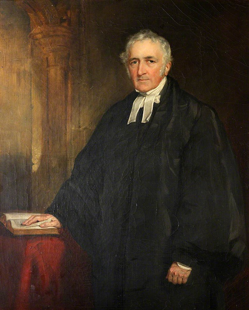Francis Grant (1803-1878) - The Reverend William Holland (d.1878), Rector of Cold Norton, Essex - 1151354 - National Trust.jpg