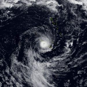 Cyclone Rona–Frank - Image: Frank 20 February 1999