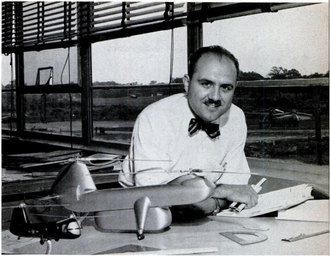 Frank Piasecki - Piasecki in the early 1950s