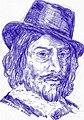 Frans Hals - szkic na podstawie autoportretu.jpg