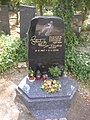 Frantisek Stastny grave Olsany Cemetery Prague CZ 054.jpg