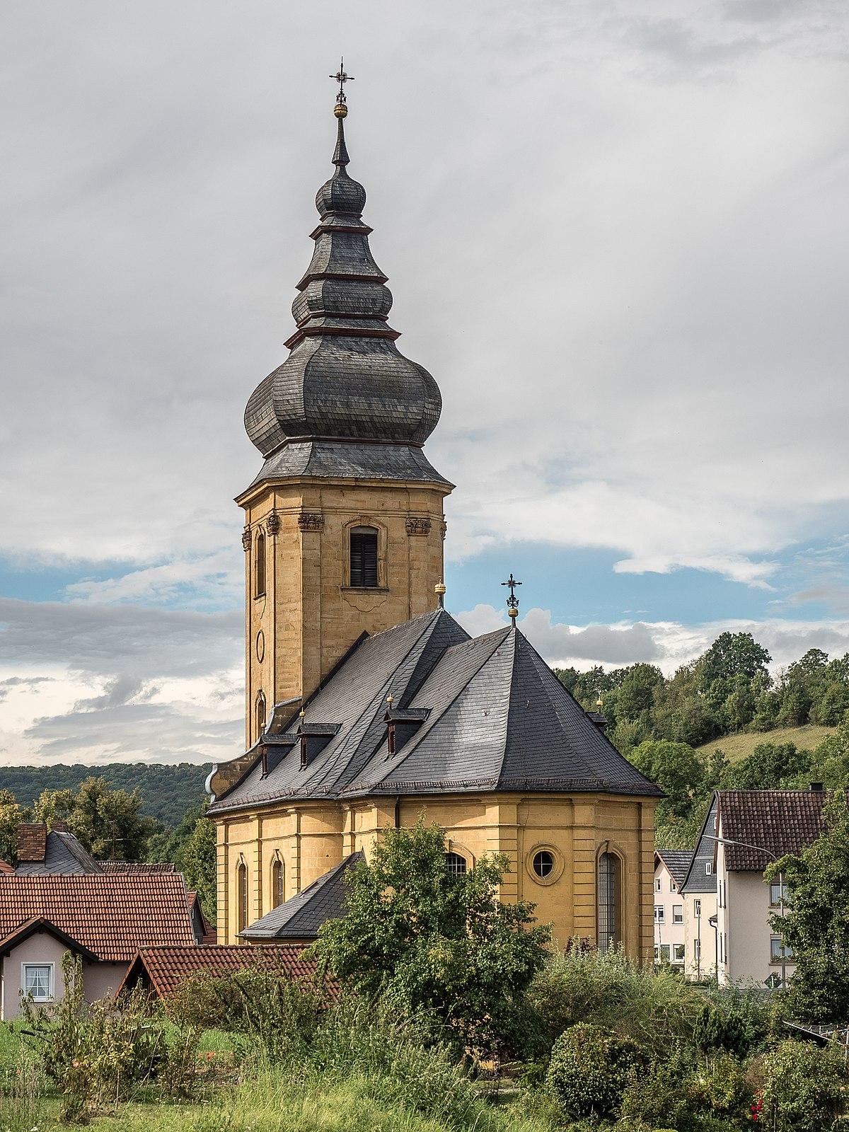 Frauendorf (Bad Staffelstein) – Wikipedia