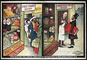 Proteccionismo - Wikipedia, la enciclopedia libre