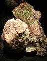 Freiberg, Terra mineralia, Turmalin, Lepidolith.JPG