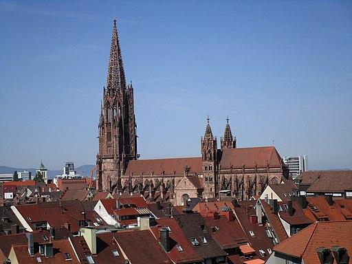 Freiburg im Breisgau - Freiburg Minster - 20200914125311