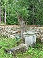 Friedhof bei der Gutwasserkirche, Horni Plana - panoramio.jpg