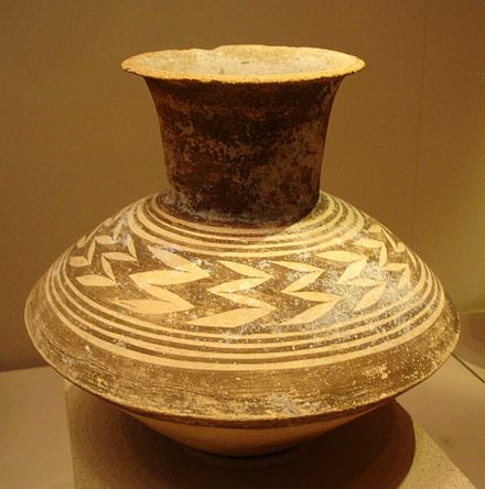 Pottery jar from Late Ubaid Period Frieze-group-3-example1.jpg