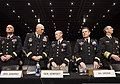 From left, U.S. Army Lt. Gen. Dana K. Chipman, the judge advocate general of the Army; Chief of Staff of the Army Gen. Raymond T. Odierno; Chairman of the Joint Chiefs of Staff (CJCS) Army Gen. Martin E 130604-A-HU462-056.jpg