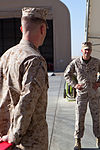 From recruit training to Afghanistan, Marine promotes former recruit 131001-M-CT526-960.jpg