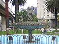 Fuente Cacique Nutibara de Pedro Nel Gomez-Medellin.JPG