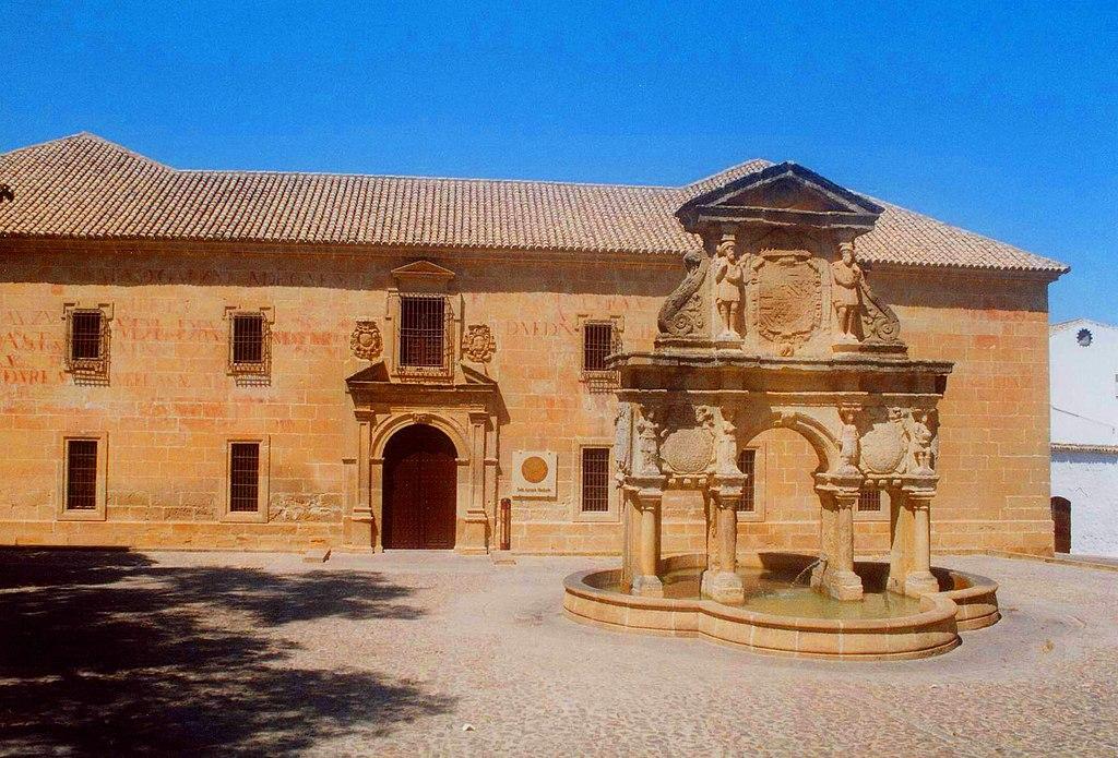 Fuente de Santa Maria di Baeza.JPG