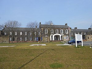 Fulwood Barracks - Fulwood Barracks