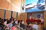 Funcionarios de la Cancillería exponen sobre investigación científica en la Antártida (15845726407).jpg