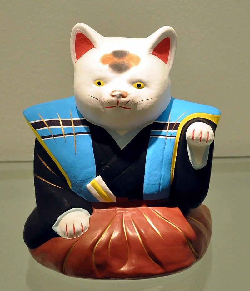 800px-Fushimi-Tonpuppe_1_makffm - Maneki-neko - Lifestyle, Culture and Arts