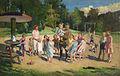 Fyodor Buchholz - Kirov amongst children.jpg