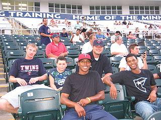Gulf Coast League Twins Minor League Baseball team