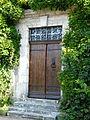 Gageac-et-Rouillac château Gageac porte.jpg