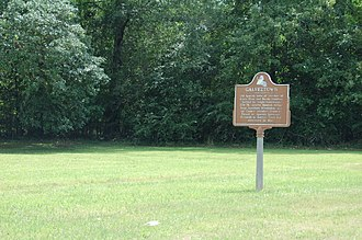 Galvez, Louisiana - Image: Galvez 1