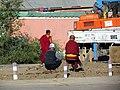 Gandantegchinlen Monastery - Gandan - Ulan Bator Ulaanbaatar Mongolia (6249144114).jpg