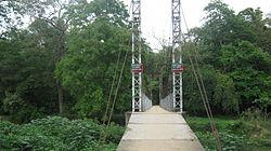 Garampani hanging bridge.JPG