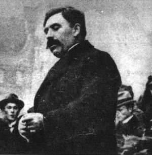Sándor Garbai - Sándor Garbai on the 19 March 1919