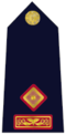 Rank insignia of Garda Superintendent