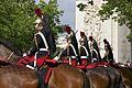 Garde Républicaine arc de Triomphe 14 juillet 2012.jpg