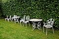 Garden furniture at Nuthurst West Sussex England.jpg