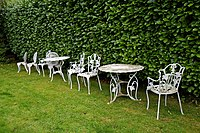 Garden furniture at Nuthurst West Sussex England.jpg