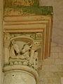 Gargilesse-Dampierre (36) Église Saint-Laurent et Notre-Dame Chapiteau 13.JPG
