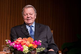 Garry Wills - Wills at the Lyndon Baines Johnson Presidential Library in 2015